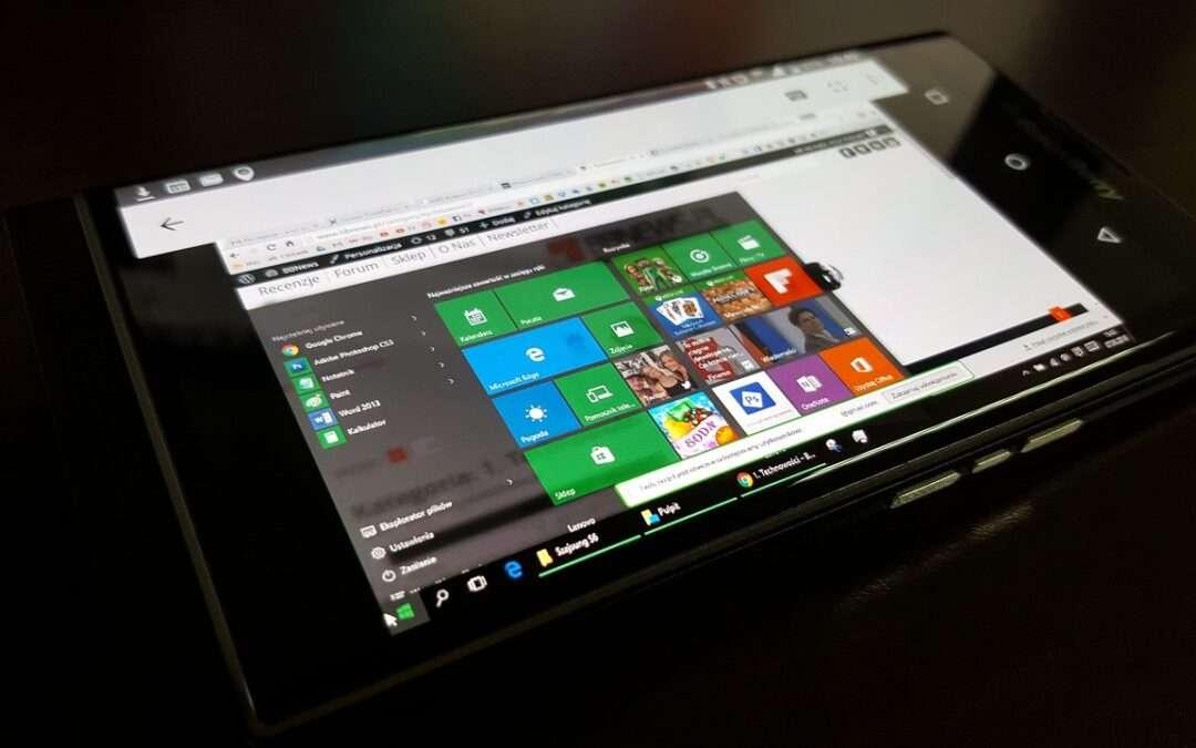 Windows 10, nuovo look al menù start